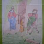Radovi učenika osmih razreda: Tko je za mene Isus Krist?