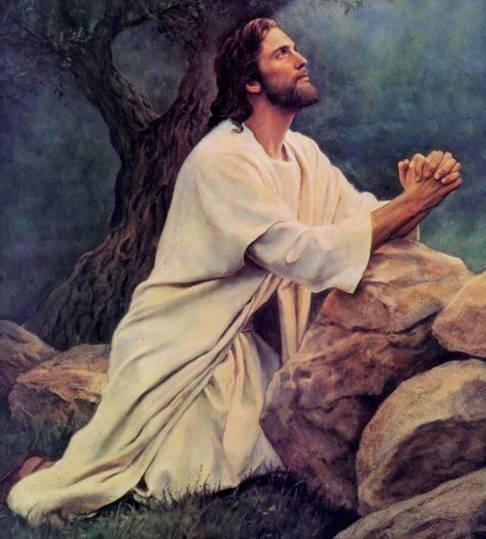 Moliti Kao Isus