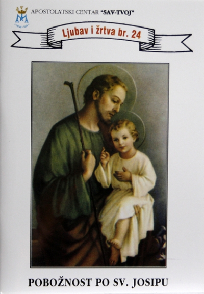Čudotvorna molitva svetom Josipu